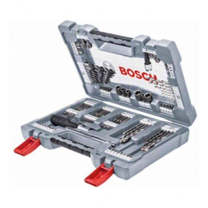 Bosch Premium X-Line Bohrer- und Schrauber-Set 105-teilig inkl. Koffer