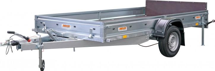 PKW Kipper Anhänger 3800x1800mm Stahl Multi N15-380 m18 GN224 NEU