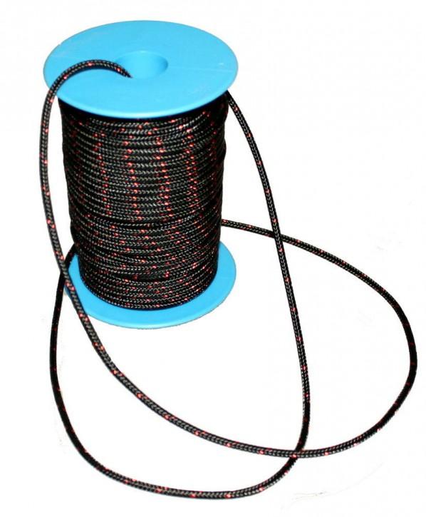 1,0 €/ m Anreißleine Starterseil Anreißseil für Gartengeräte 3,5 mm