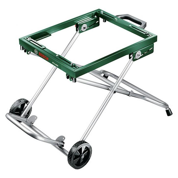 Bosch Transporttisch fahrbar Arbeitstisch Tisch Mobiles Untergestell PTA 2000