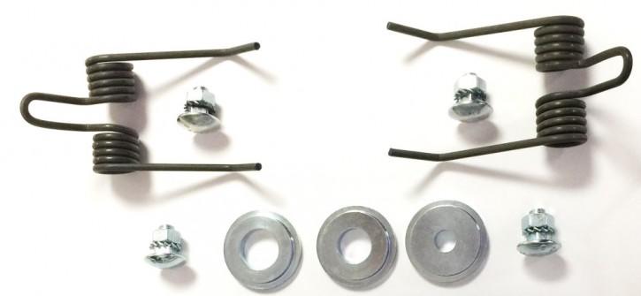 Ersatzfedern Doppel-Federn für Kraftharke Quattro