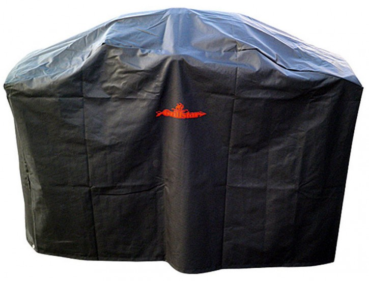 Grillstar Schutzhülle für Grill 131 x 42 x 90 cm anthrazit