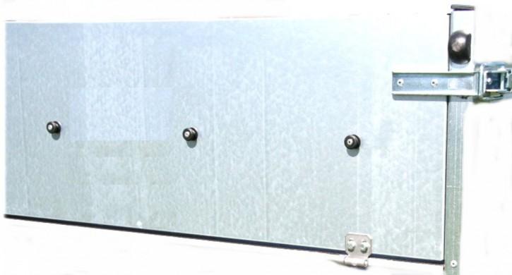 Heckklappe für PKW Anhänger Stema Opti 114cm breit
