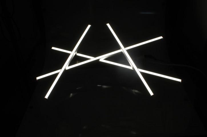 XXL LED Deckenleuchte Bilbao Lampe Deckenlampe 26 W