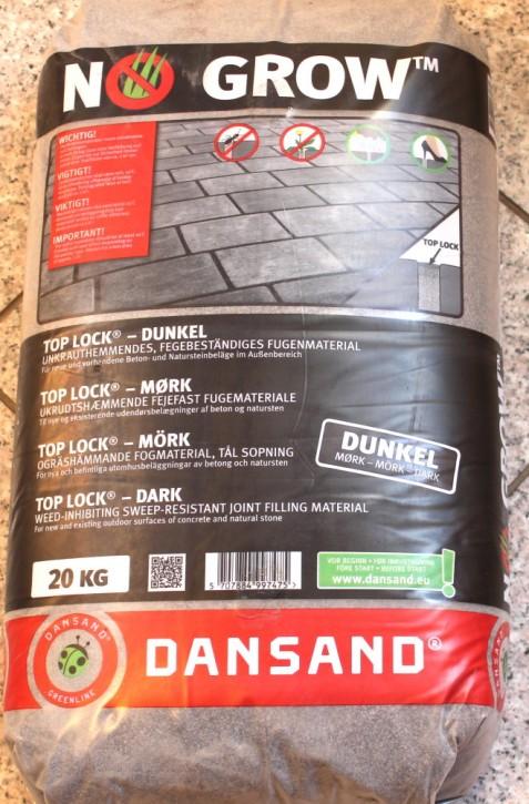 Dansand Pflaster Fugen Mörtel Ohne Unkraut Terrasse Auffahrt 1,45/kg anthrazit