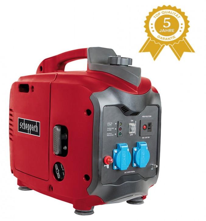 Scheppach Stromerzeuger SG 2000 Strom Werkzeug Aggregat Inverter Generator