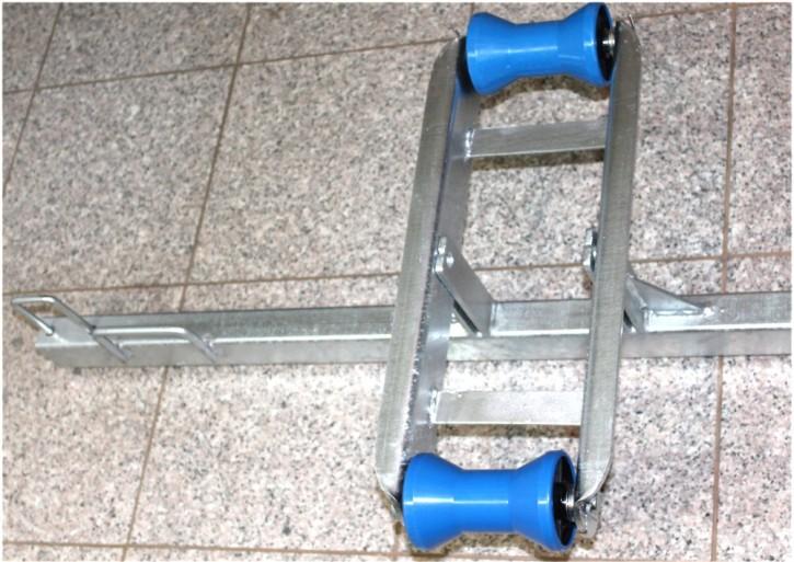 Kipprolle Doppelkipprolle V Rolle für Bootstrailer