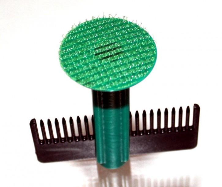 Abflussventilreiniger für Haare und Flusen
