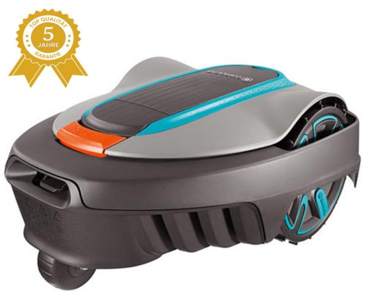15001-20 Gardena Sileno 250 city Rasenroboter Mähroboter Rasenmäher Roboter Automover