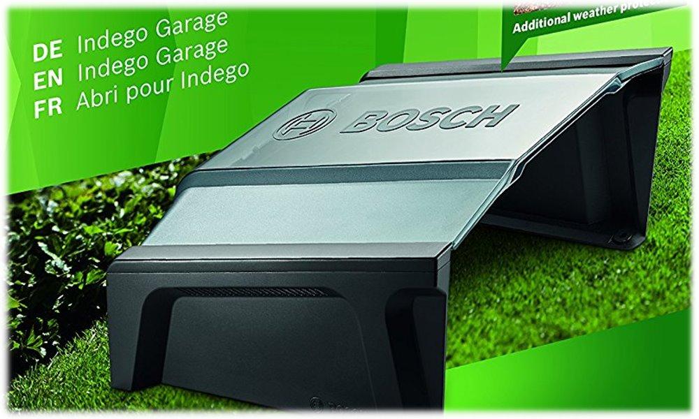 bosch garage f r m hroboter indego 350 400 29 5 x 50 x 56 2 cm. Black Bedroom Furniture Sets. Home Design Ideas