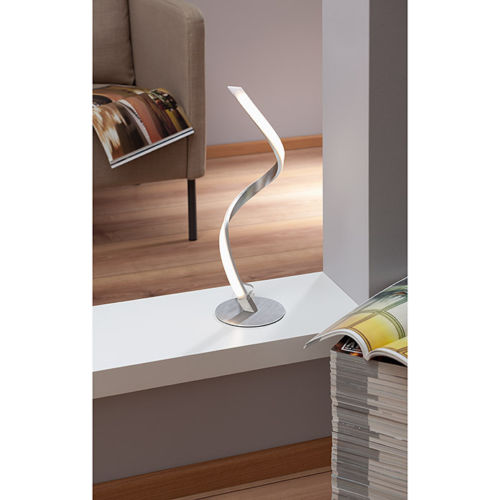 led tischlampe snake tischleuchte nachtisch lampe 450mm. Black Bedroom Furniture Sets. Home Design Ideas
