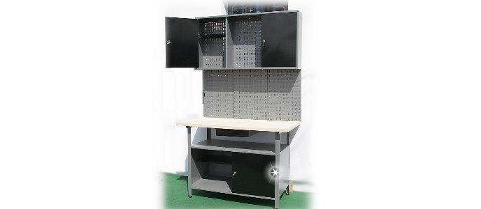 Werkstatt-Möbel