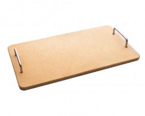 CADAC Pizzaplatte Pizzastein Meridian 1 cm stark bis 500 °C