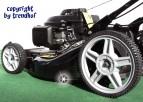 Benzin Rasenmäher GCV160 Vario Front Antrieb 53 cm Motor Mäher 5,5 NEU