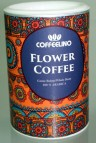 Coffeelino GANZE BOHNE Arabica Kaffeebohnen Kaffee Flower Coffee Aroma