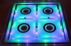 LED Deckenleuchte Lampe Fernbedienung Farbwechsler Deckenlampe D3