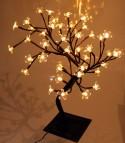 Bonsai beleuchtet 48 LED energiesparend Stimmungslicht