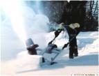 Akku 450 Schneefräse Snow Thrower 36 V