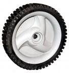 Vorderrad Antriebsrad Ersatzrad für Rasenmäher 20 cm 3 Speichen
