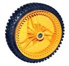 Ersatzrad Vorderrad Antriebsrad Rad Mcculloch gelb