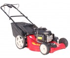 Benzin Rasenmäher Honda GCV160 Vario-Antrieb rot + Vertikutiermesser/Kraftharke