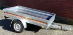 Stema PKW Anhänger 116 cm breit 750 kg 13 Zoll Bereifung