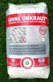 Dansand Steinmehl Sylt hell Fugen ohne Unkraut Pflaster Sand Terrasse 0,95/kg