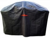 Grillstar Schutzhülle für Grill Schutz 131 x 42 x 90 cm anthrazit