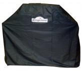 Kingstone Schutzhülle für 3 Brenner Gasgrill 138 x 54 x 123,4 cm anthrazit