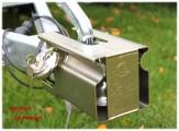 Kastenschloss Diebstahlschutz für PKW Anhänger Safety Box