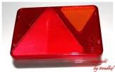 Rücklichtglas AJ.BA für PKW-Anhänger, rechts