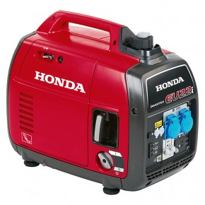Honda Stromerzeuger EU 22i Strom Aggregat Maschine Neues Modell Inverter